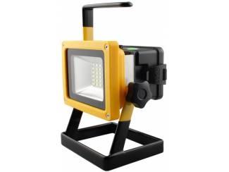 Led Werklamp met accu op statief. - 3 Functies