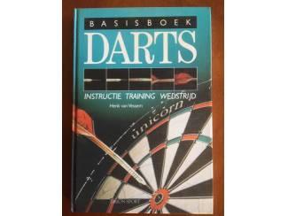 Basisboek darts - Henk van Vessem