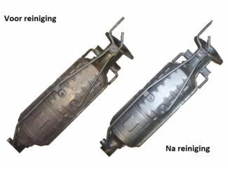 Roetfilter reiniging Machinaal de beste methode TUV gekeurd