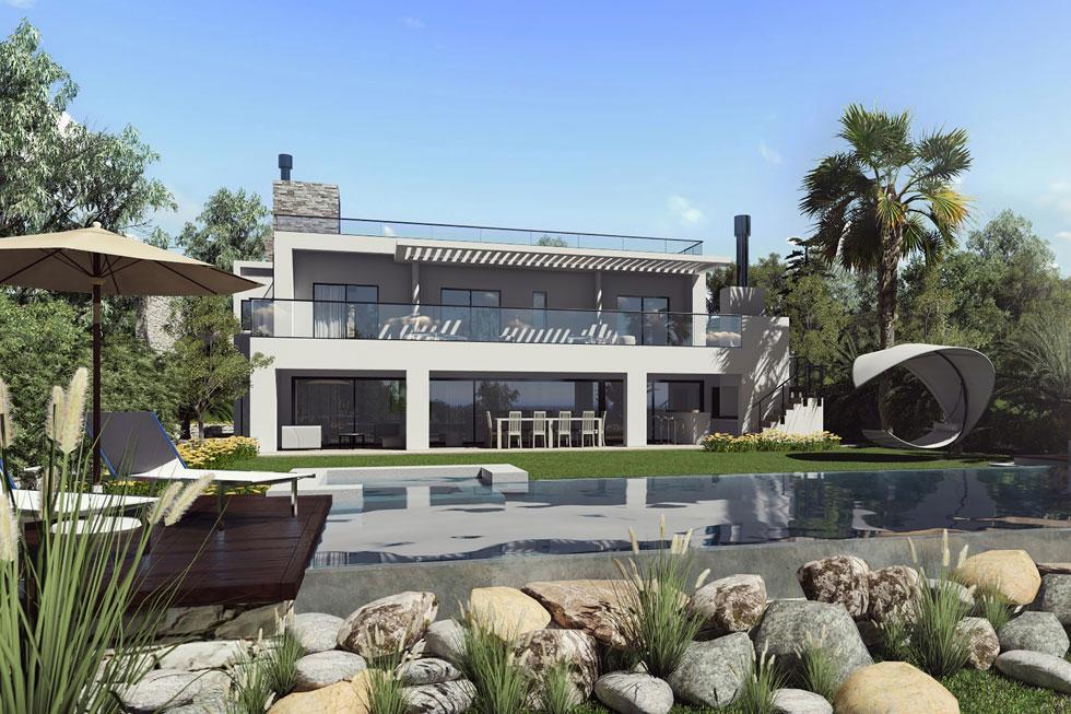 Pracht villa te koop in het zuiden van Spanje Marbeilla