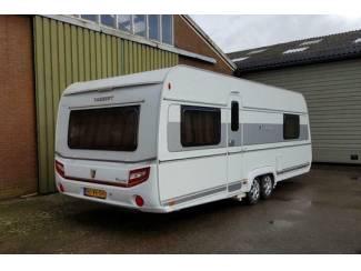 Caravans Tabbert Puccini 655D Bj.2016 Verkeerd in Nieuwstaat