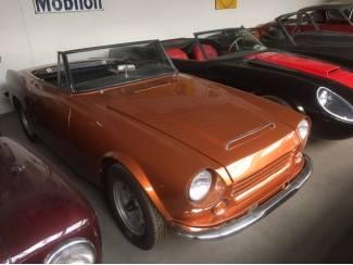 Datsun 1600 fairlady (restored!)