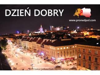 Vertalingen Pools aangeboden, contactpersoon Pools