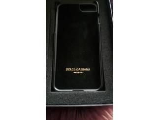 Hoesjes en Frontjes I phone i phone 7 8 hoesje cover Dolce Gabbana