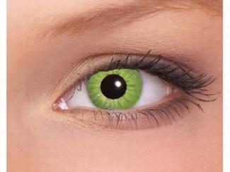 Groene Electro (Electro Green) maandlenzen (per paar)