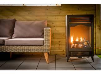 Eurom Outdoor Veranda Heater op gas!
