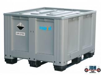 Oude batterijen opberg box ABB-A 610