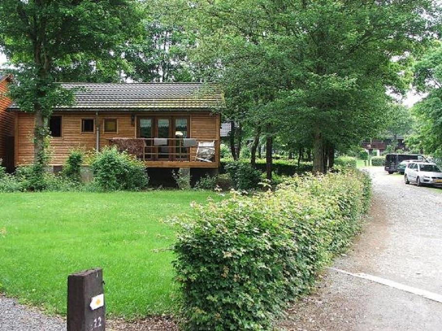 La Boverie vak park 6 pers Privé chalet te huur omg La Roch.