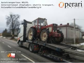 Transport Polen-Nederland-Duitsland-België