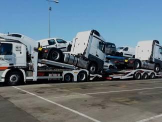 Werktuigen Transport Polen-Nederland-Duitsland-België