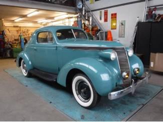Studebaker Dictator 1937 coupe