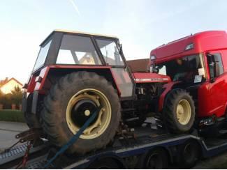 Tractoren transport Polen-Nederland