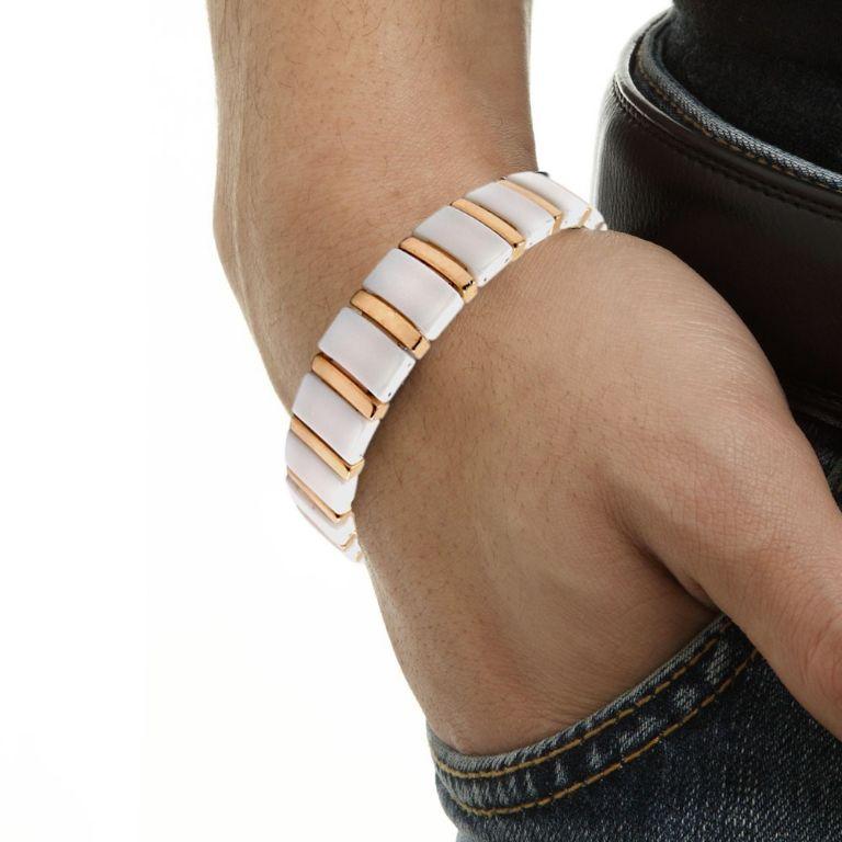 Therapie met magneet armbanden voor een gezonder leven