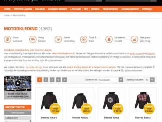 Online motorkleding bestellen bij Motorkledingstore