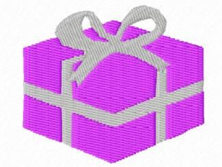 Borduurpatroontjes voor op cadeautjes