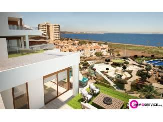 Appartementen en Penthouses aan de Mar Menor regio Murcia