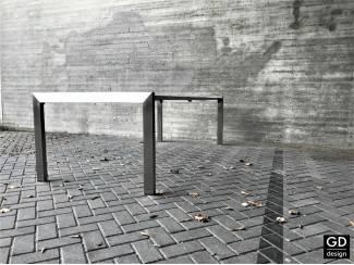 Nieuwe tafelonderstellen poten frames rvs op maat gemaakt