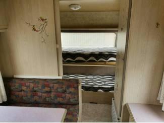 Caravans Caravelair Bamba Luxe 4.16 Stapelbed/Kinderkamer