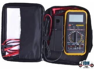Digitale multimeter met inductieklem en Dwellfunctie 150.2040