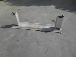 12000 buisrail steunen spoor hoh 42.5 cm hoogte 15 cm