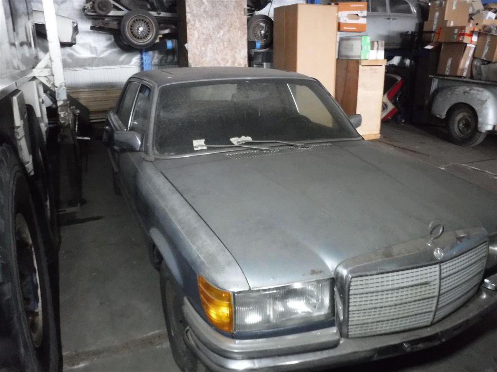 Mercedes Benz 450SE '77