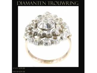 Diamanten trouwringen als teken voor jullie liefde