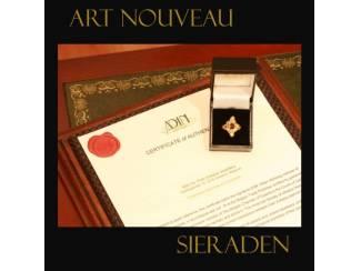 2e hands art nouveau juwelen