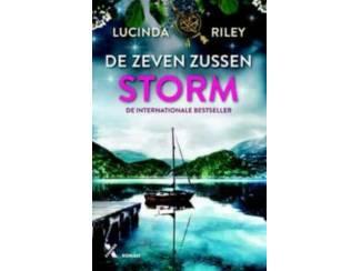 De zeven zussen - Storm - Lucinda Riley - GRATIS VERZENDING