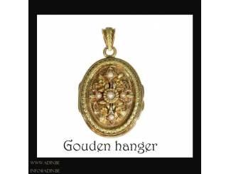 Opzoek naar de perfecte antieke gouden ketting?