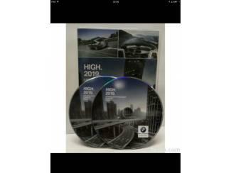 BMW 2019 HIGH MK4  Navigatie Update DVD E39 E46 X3 X5 Z4 E83 E85