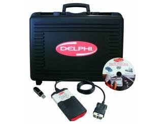 DELPHI v.2017 - diagnose programma met DS150E Interface