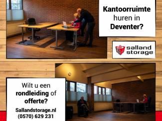 Kantoorruimte Deventer