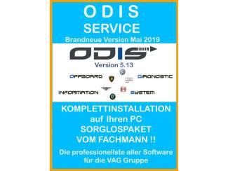 ODIS v5.13 2019 - diagnose programma - VW AUDI SEAT SKODA VAG