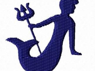waterman voor borduurmachine