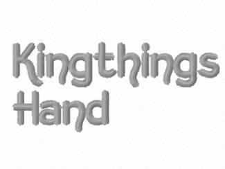 Tekst: Kingthings Hand