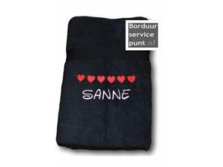 Verjaardags handdoek