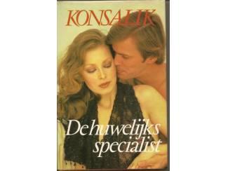De huwelijks specialist, Konsalik