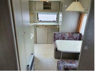 Caravans Adria Unica L502 UH Enkele bedden Bovag Onderhouden
