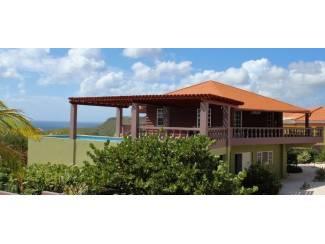 Buitenland Villa Cas Abou Curacao met zwembad Jacuzzi vlak aan strand