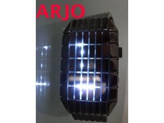 LED Digital Horloge, nr 1022 - GEEN VERZENDKOSTEN