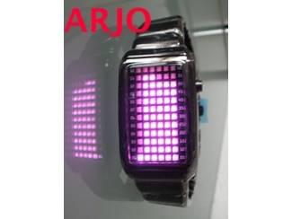 LED Digital Horloge, nr 1019 - GEEN VERZENDKOSTEN    Geplaatst 2