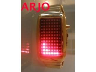 LED Digital Horloge, nr 1018 - GEEN VERZENDKOSTEN