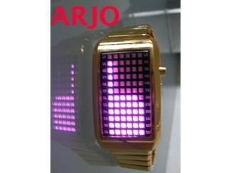 LED Digital Horloge, nr 1017 - GEEN VERZENDKOSTEN