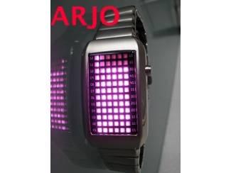 LED Digital Horloge, nr 988 - GEEN VERZENDKOSTEN