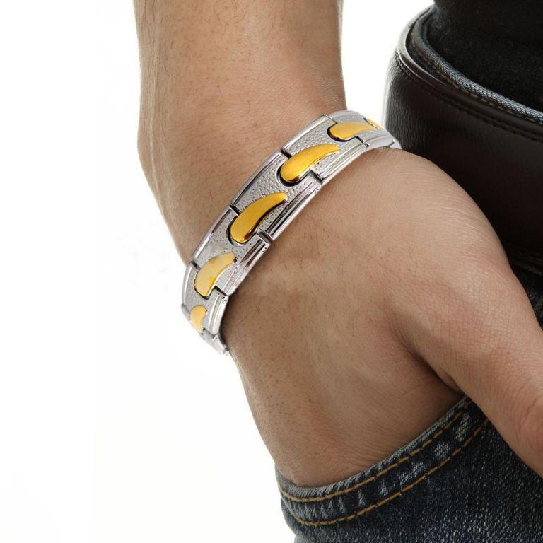 Heren magneet armbanden voor een gezonder leven