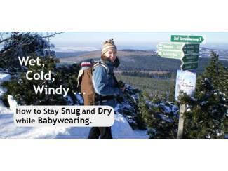 Is een All Weather draagjas ook geschikt voor de winter?