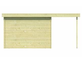 Tuinhuisjes, Blokhutten en Kassen Tuinhuis-Blokhut Extramodern: 320+200x260 cm