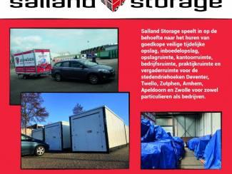 Goedkope Opslagruimte Huren - Salland Storage