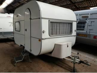 Adria Junior 305 SL Bj.'73 Super Mooie Retero Caravan