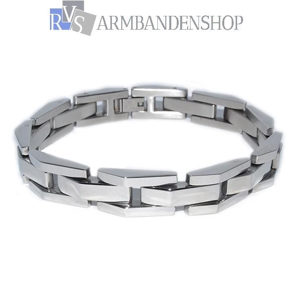 heren armband van edelstaal rvs armbanden